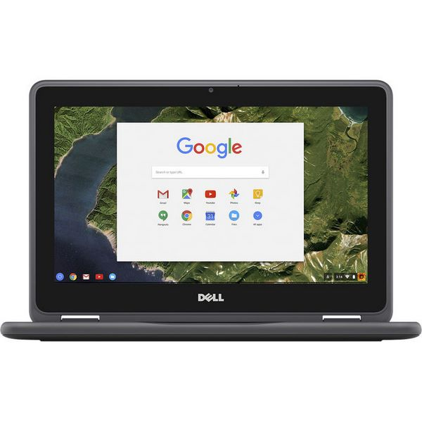 لپ تاپ دل مدل Chromebook 3189 Education N3060 4GB 16GB Intel Touch