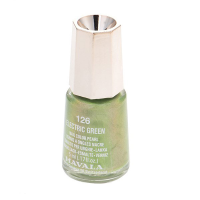 لاک ناخن ماوالا مدل Mini Electric Green شماره 126 Mavala Mini Electric Green Nail Polish 126