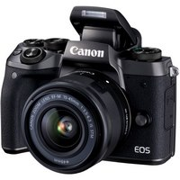 دوربین دیجیتال کانن مدل EOS M5 Canon EOS M5 With 15-45mm IS STM Lens Digital Camera