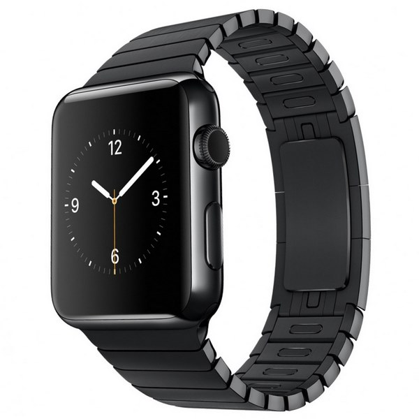 ساعت هوشمند اپل واچ مدل 42mm Space Black Stainless Steel Case with Space Black Link Bracelet
